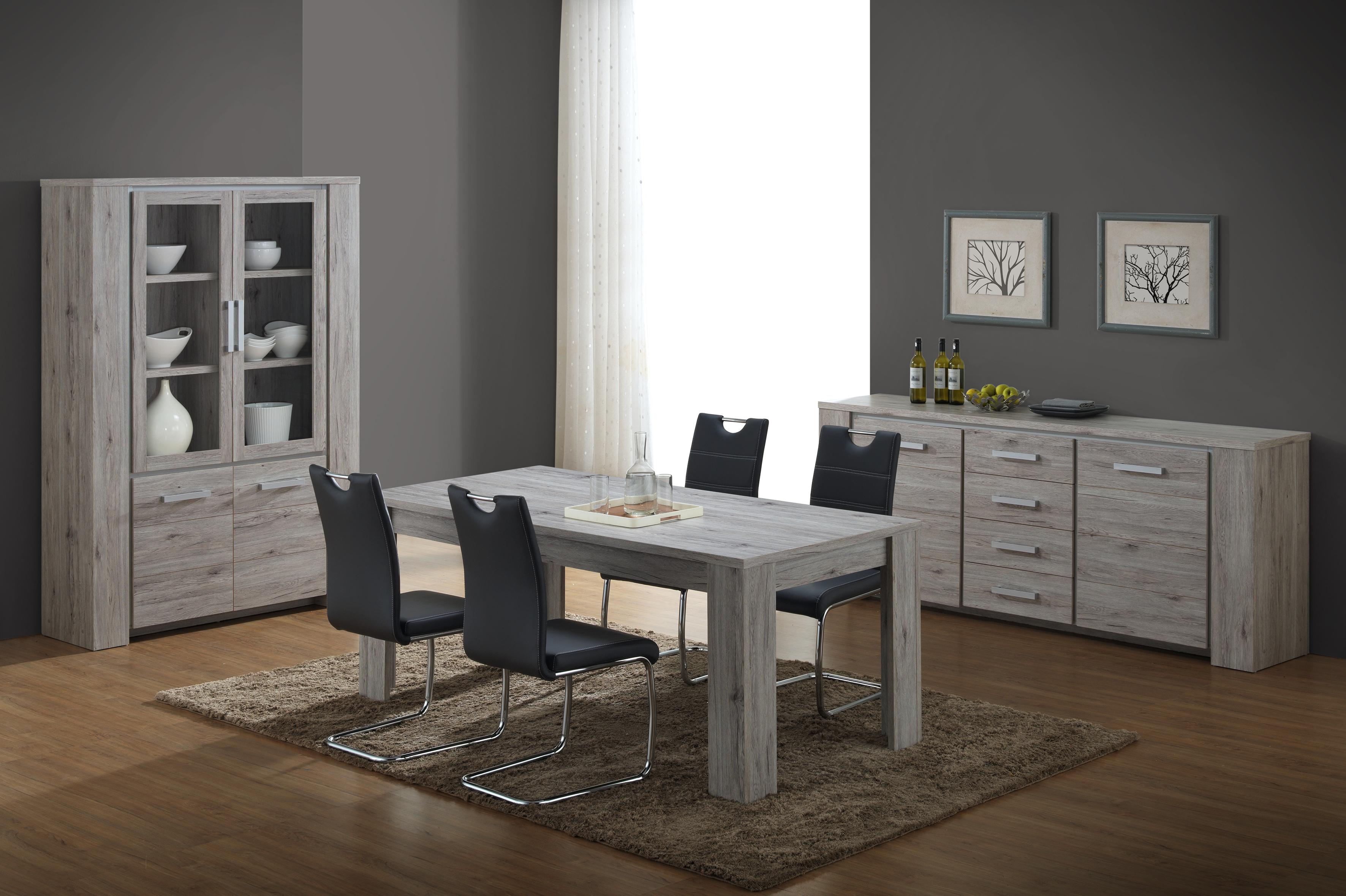 Eetkamer elite max meubel - Hedendaagse stoelen eetkamer ...